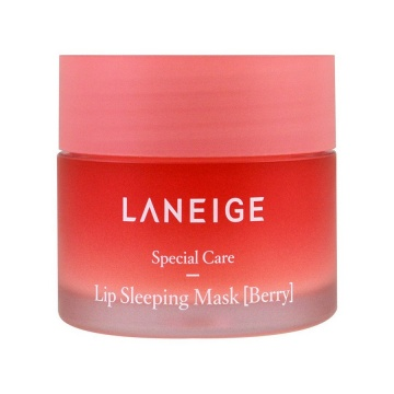 【新品】 Laneige 水潤修護睡眠唇膜 Lip Sleeping Mask [Berry] (20g)