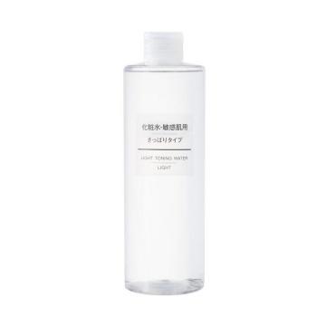無印良品 敏感肌化妝水(清爽型) (400ml)