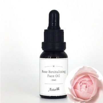 Aster Aroma Rose Revitalizing Face Oil 玫瑰新生煥膚精華油 (15ml)