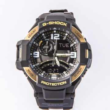 【新品】CASIO G-SHOCK 手錶 GA-1000-9GDR