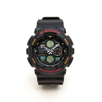 CASIO G-SHOCK 手錶 GA-140-1A4DR