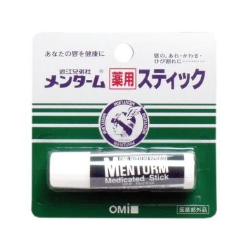 Omi 近江兄弟藥用防乾燥薄荷潤唇膏 (4G)