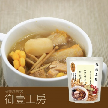YOYO KITCHEN 御壹工房 南瓜茅根粟米魚湯 (400克)