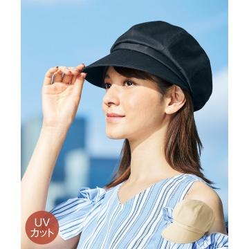【新品】 nissen 寬鬆剪裁抗UV帽(可挑選2尺寸) (日本女裝大尺碼)