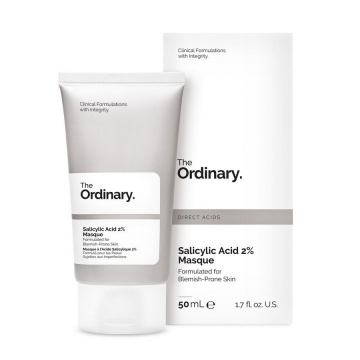 【新品】 The Ordinary Salicylic Acid 2% Masque 水楊酸去角質通毛孔面膜 (50ml)