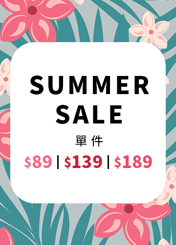 imagetext:定價區單件低至$89 |SHOP NOW